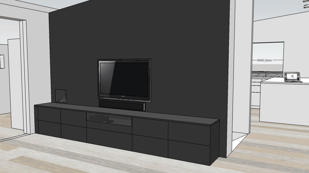 Ypperlig TAILORED TV SOLUTION - Therese Knutsen ZH-98