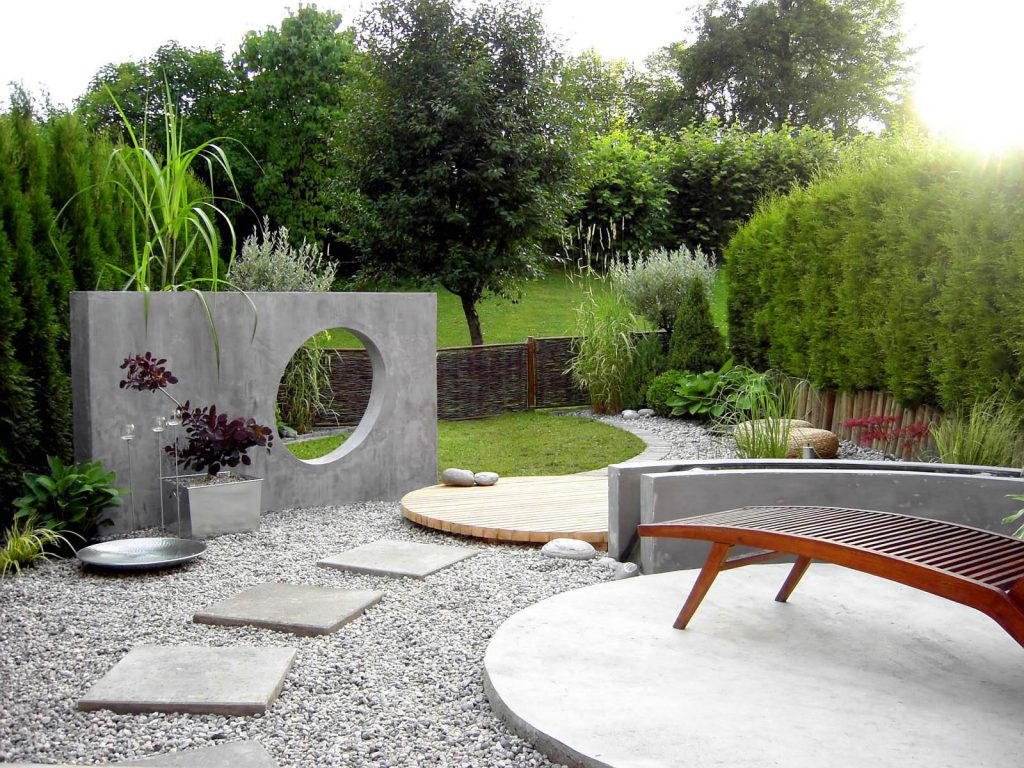 Garden design by Therese Knutsen
