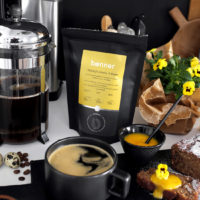 EASTER TREATS AND MEANINGFUL COFFEE BEANS