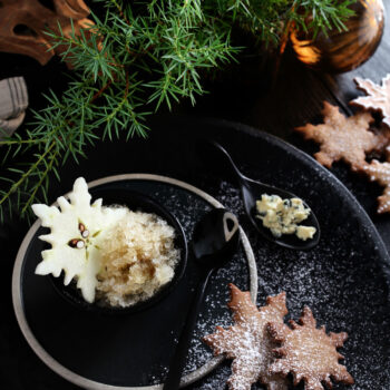 CHRISTMAS SPICED APPLE GRANITA